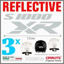 3x S1000XR fehér BMW siasak matrica