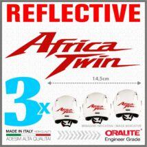 Honda Africa Twin Piros Sisak matrica CRF1000L 16