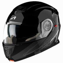 Astone RT 1200 felnyitható bukósisak Fekete