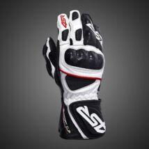 Sport Cup Plus Black White, 4SR Motoros kesztyű S