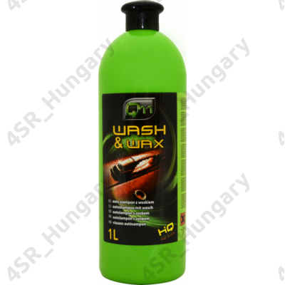 Q11 WASH & WAX SHAMPOO